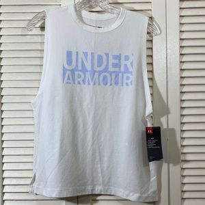 NWT Under Armour Muscle Tank